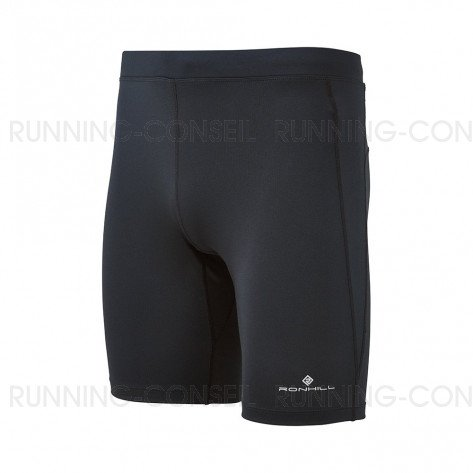 RONHILL Short Everyday Run Homme | All black
