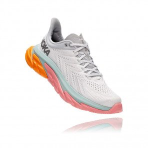 Hoka One One Clifton Edge Femme - NIMBUS CLOUD / LUNAR ROCK