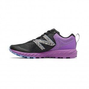NEW BALANCE SUMMIT UNKNOW Femme | Black with Neo Violet